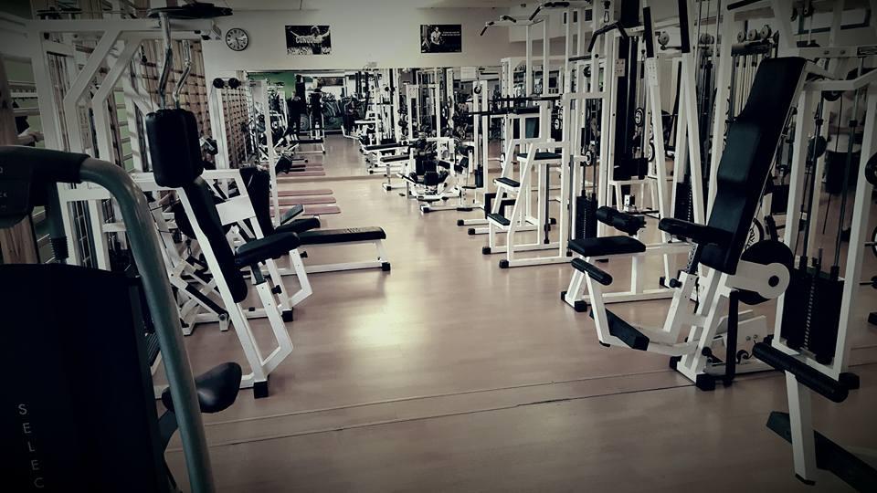 Club 9400 fitnesszaal