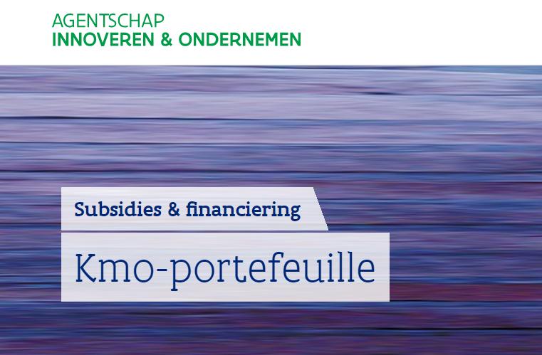 De KMO portefeuille wijzigt vanaf 1 december 2019