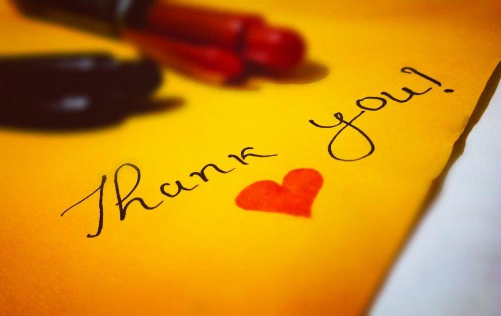 Bedankt voor jouw testimonial! - Boekhoudkantoor Karin Beeckman