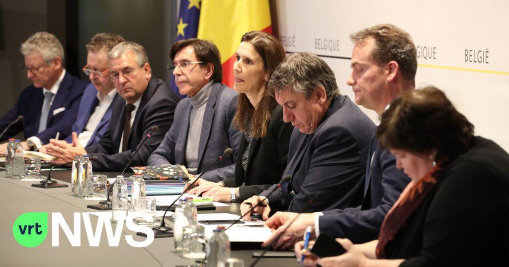 Beslissingen Nationale Veiligheidsraad 24 april 2020