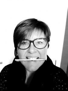 Copywriter Myriam Beeckman met focus op web en seo